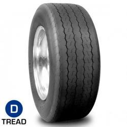 Muscle Car Drag - Design D Tires